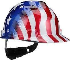MSA 10071157 V-Gard Freedom Series Hard Hat