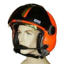 MSA Gallet LH 250 Helicopter Helmet