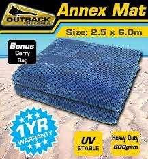 Outback Explorer Multi-Purpose Annex Mat