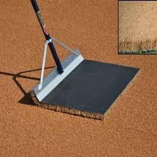 A Nail Drag Baseball Mat