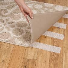 Carpet Tape Underneath the Floor Mat