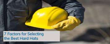 Factors to Consider When Selecting the Perfect Hard Hat