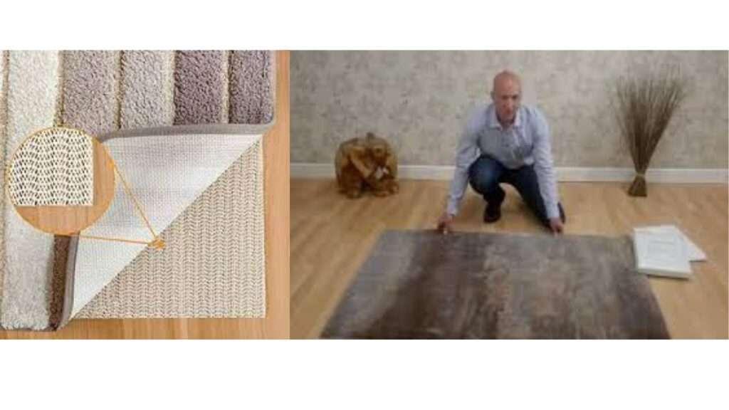 How to Keep Floor Mats from Sliding on Vinyl Floor
