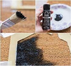 DIY Paint Doormat
