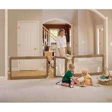 Easy Baby Extra Wide Retractable Baby Gate