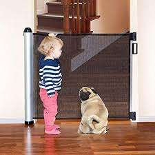 Mesh Safety Gate for Babies
