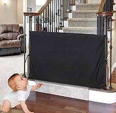 Retractable Baby Indoor Safety Gates