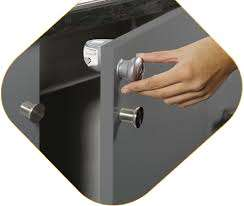 Invisible Magnetic Cabinet Locks