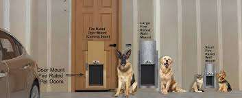 How To Install A Dog Door In A Wall.