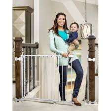 Regalo Extra Tall and Wide 2-in-1 Stairway