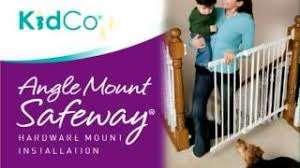 Kid-Co Angle Mount Safeway Gate