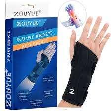 Zouyue Removable Metal Wrist Brace