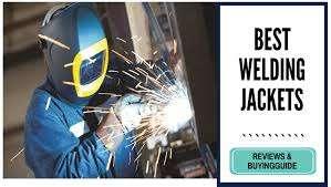 welding helmet jacket