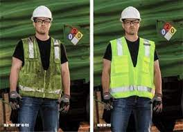 how to wash safety vest