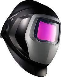 3M Speed Glass Welding Helmet 9100