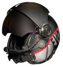 Gallet Helicopter Helmet