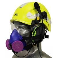 Helicopter Helmet Respirator