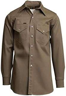 Lapco 850- MED-REG Mid –Weight Welder's Shirt