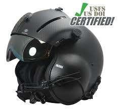 Lightweight Helicopter Helmet
