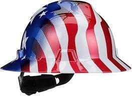 MSA 10071157 V-Gard Freedom Series Most Comfortable Hard Hat