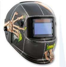 Nesco 4656 Solar Power Auto Darkening Welding Helmet