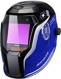 Solar Powered Professional Welding Helmet Auto Darkening – Cheap Welding Helmet