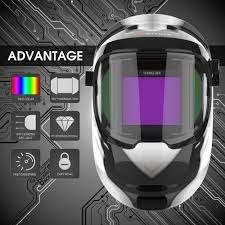 Yeswelder Auto-Darkening Welder's Helmet