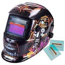 iMeshbean Pro Cool Welding Helmet