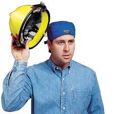 How to Make a Hard Hat More Comfortable