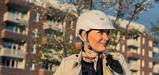 E-bike helmet